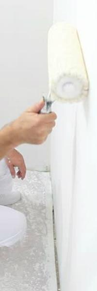 Grundmålning innervägg