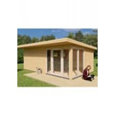 Attefallshus Home Office