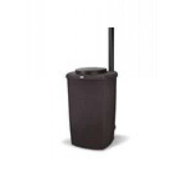 Komposttoalett eco 200 L Biolan Brun