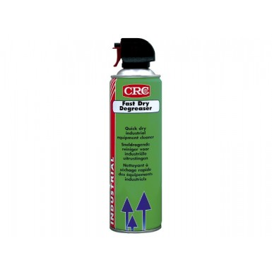 Affedtningsmiddel CRC Fast Dry Degreaser