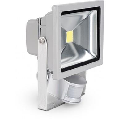 Arbejdslampe 20 watt m/sensor