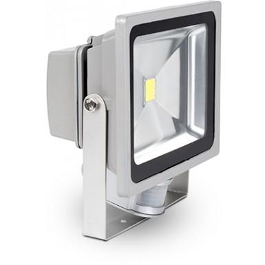Arbejdslampe 50 watt m/sensor