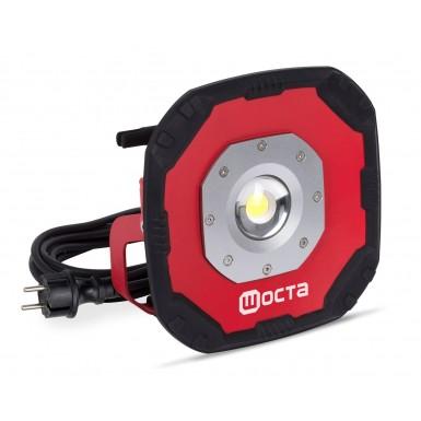 Arbejdslampe LED 20 watt på stativ IP65