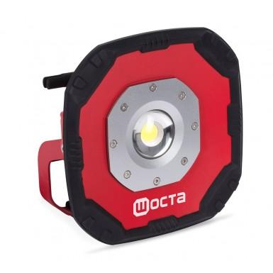Arbejdslampe opladelig LED 20 watt IP65