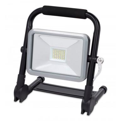 Arbejdslampe opladelig LED 20 watt IP44