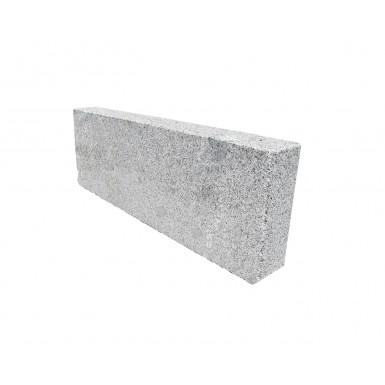 Granitkantsten Bergama Grå GV4 Rak
