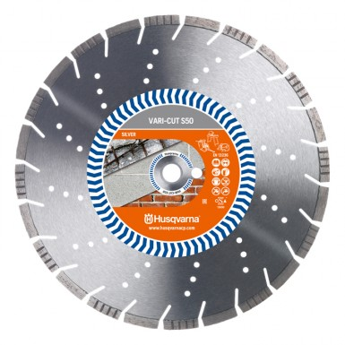 Husqvarna 579807940 VARI-CUT Diamantklinga 125x22,2 mm