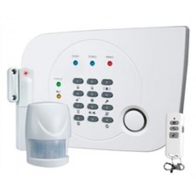 10.006.55 Smartwares Hemlarm Komplett Kit HA700+