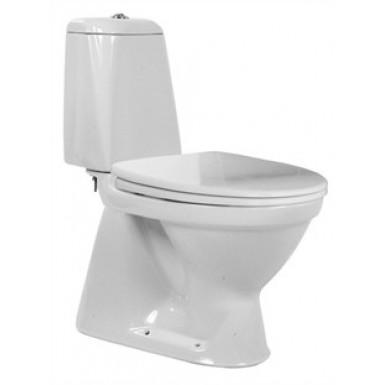 Carat Zala Golvstående Toalettstol