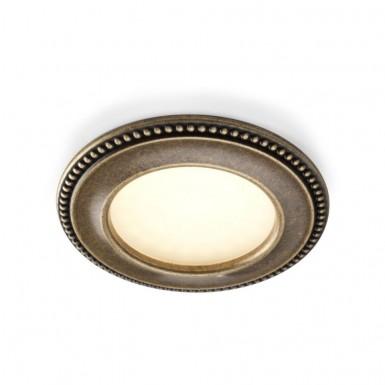 Beslag Design Akoya LED-spot 3000K 12V/3W - Brons