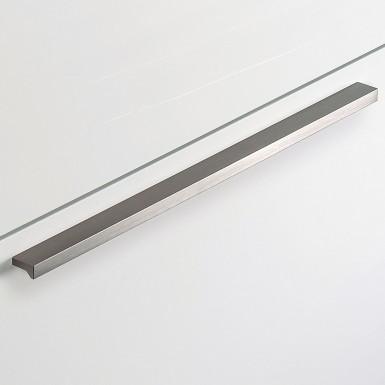 Beslag Design Handtag Angle - Svart / Svart
