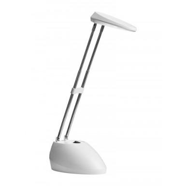 A4 LED Bordslampa 2,5W (25W), Vit