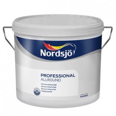 Allroundspackel Professional 10L Nordsjö