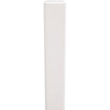 Staketstolpe Vit 70X70X800 Mm
