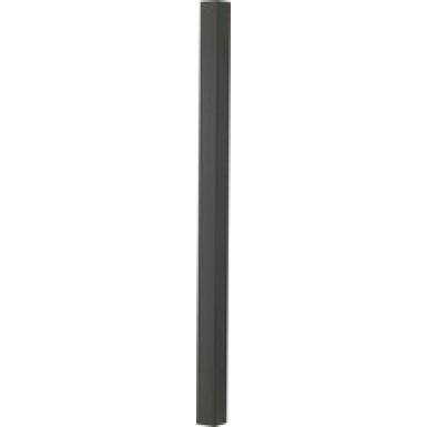 Stolpe Antracit 95X95X1200Cm