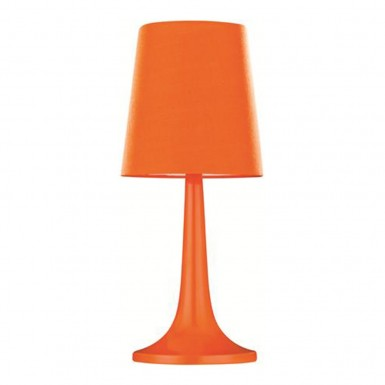 Alva Bordslampa Orange 40W E27