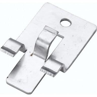 Clip Woodplastic Max Profil inkl Skruv