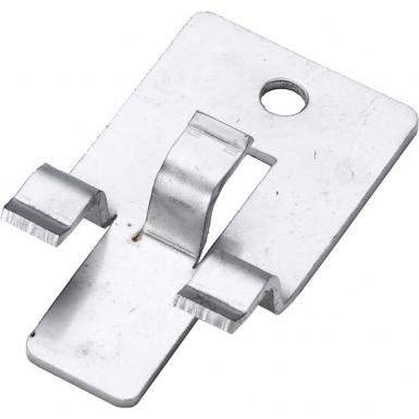 Clip Woodplastic Premium Profil inkl Skruv