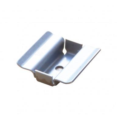 Clip Woodplastic Top Profil inkl Skruv
