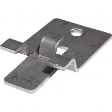 Eco Standardclip Woodplastic inkl Skruv