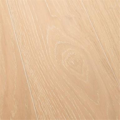 Trägolv Nordic Floor Chalet Ek White Mattlack 1-stav