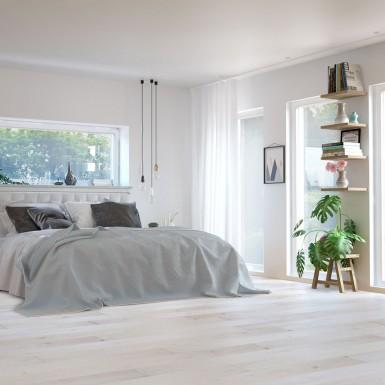 Trägolv Nordic Floor Ek St Laurent Privas Mattlackad 1-stav