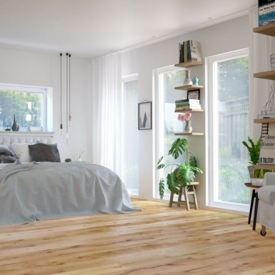 Trägolv Nordic Floor Lodge Ek Mattlack 1-stav
