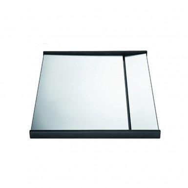 Avrinningsplan Blanco Rostfritt Stål 413 x 360 mm