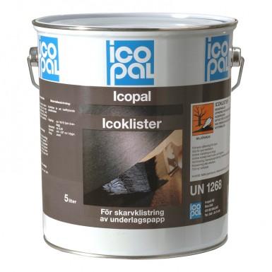 Asfaltklister Icopal 5L