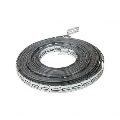 Fixeringsband Warmup Metall 25 m
