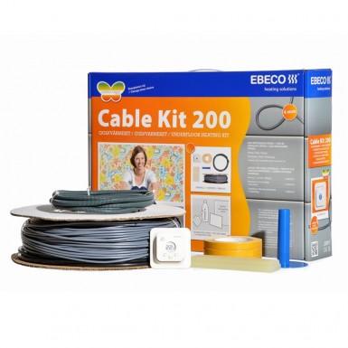 Kompletteringskit Ebeco Cable Kit