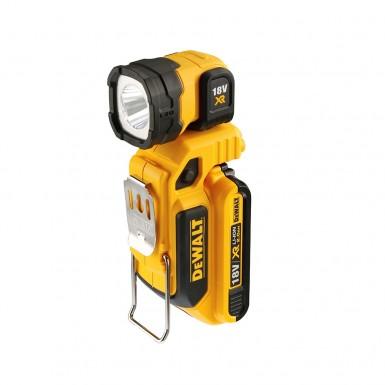 Arbetsbelysning DCL044 Dewalt 18 V Utan batteri